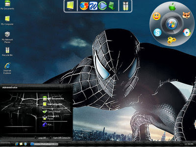 desktop theme on computer accessories computer themes