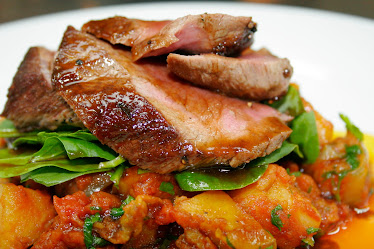 Dorset Lamb Dish