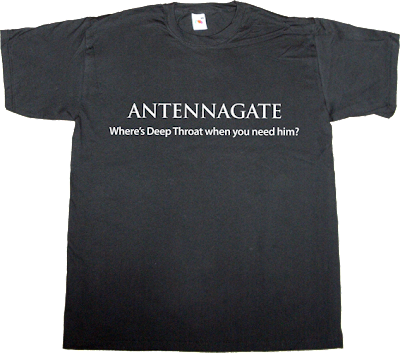 deep throat apple steve jobs watergate antennagate t-shirt ephemeral-t-shirts iphone 4