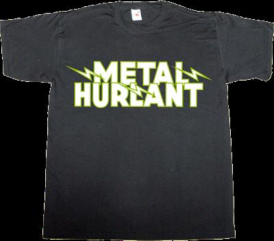 comic bande dessinée Metal Hurlant t-shirt ephemeral-t-shirts