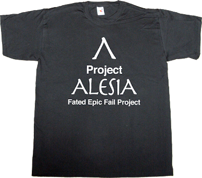 project alesia epic fail News Corp Rupert Murdoch internet 2.0 news publisher t-shirt ephemeral-t-shirts