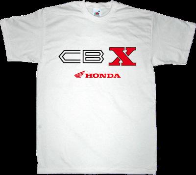 honda Motorcycle Bikes six cylinder cbx t-shirt ephemeral-t-shirts