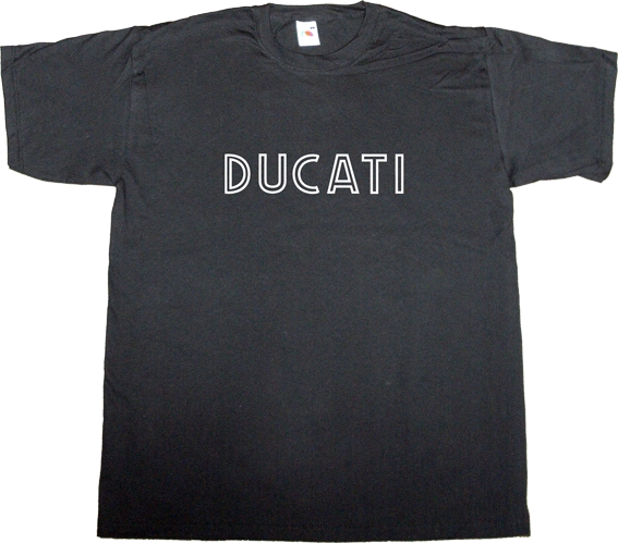 ephemeral t shirts ducati vintage. Black Bedroom Furniture Sets. Home Design Ideas