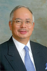 Perdana Menteri Malaysia Ke 6 YAB Datuk Seri Najib Tun Abdul Razak