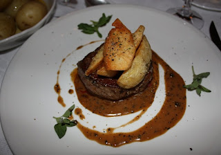 Cabra Castle Steak