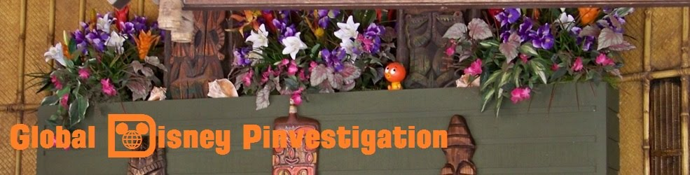 Global Disney Pinvestigation
