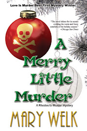A Merry Little Murder - mystery novel
