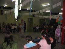 Dança da Vassoura!