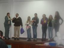 Reunião da Comissão da Escola Bíblica.