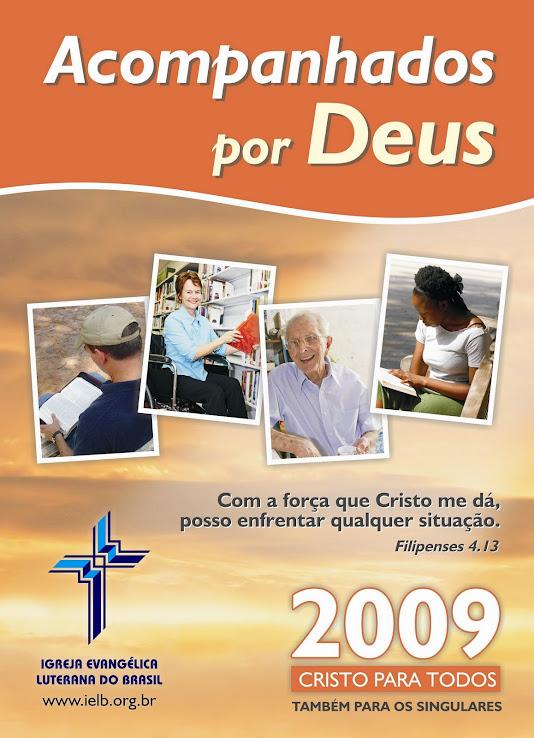 Cartaz da IELB 2009