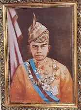 Sultan Alang Iskandar Shah (1881 - 1938)