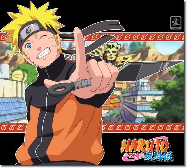 Naruto Shippuden Poster. Naruto Shippuden