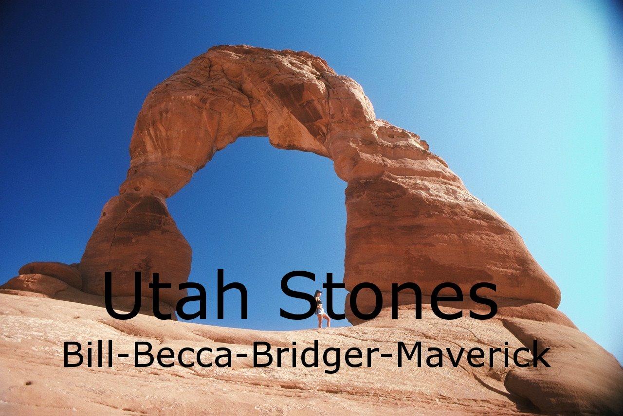 Utah Stones