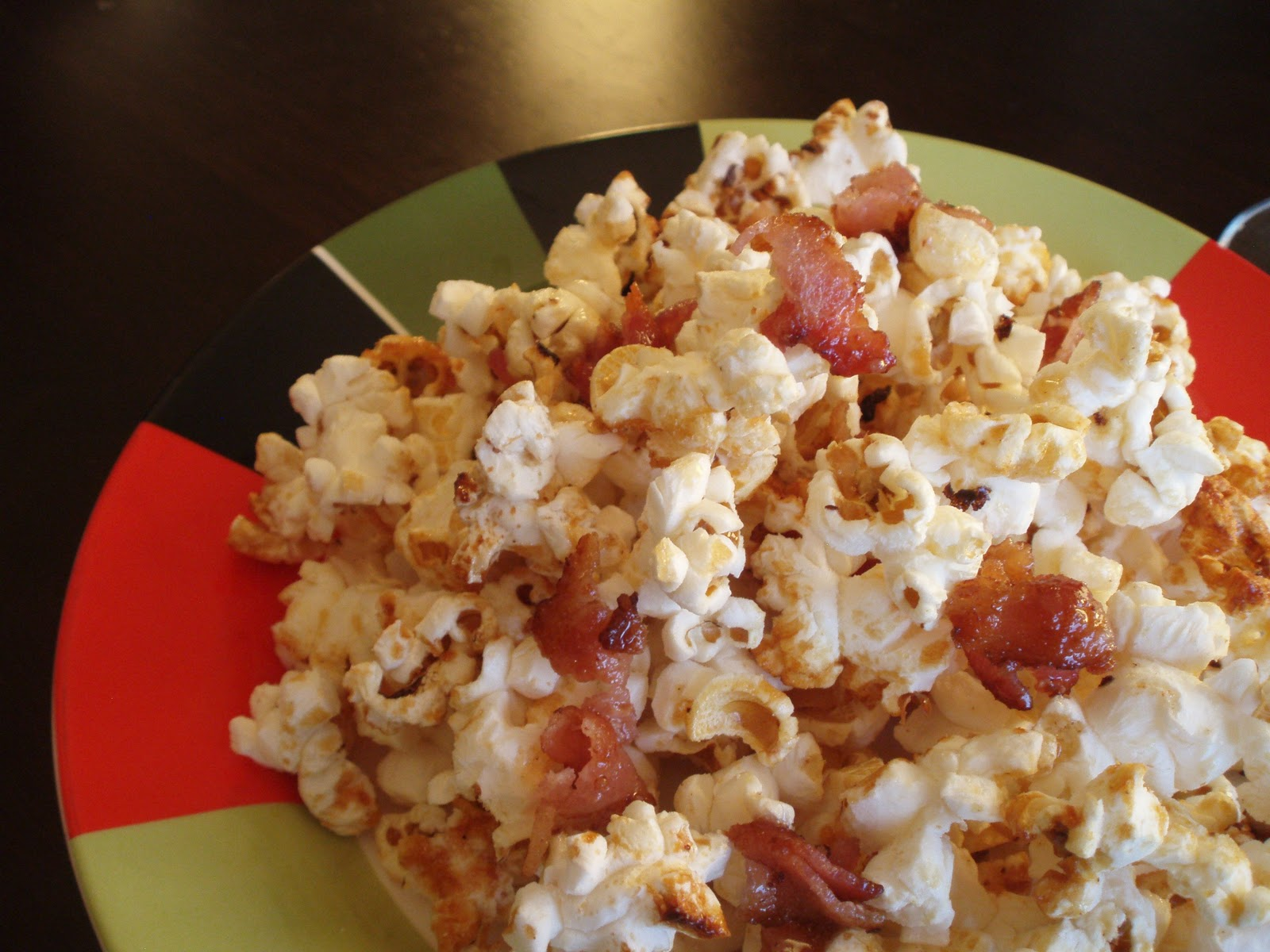 Naked Cupcakes: Maple Bacon Kettle Corn
