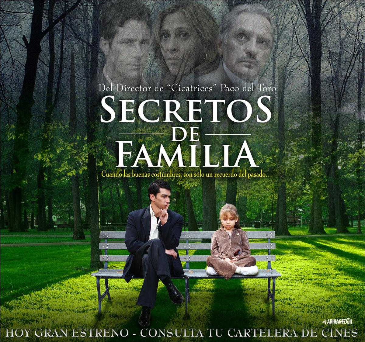 Ver Secretos de Familia capitulo 35 Viernes 15 de Octubre