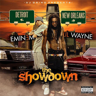 Eminem &amp; Lil Wayne-The Showdown[2009]-EC4O
