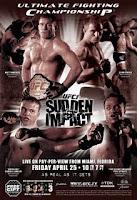 UFC 42 Sudden Impact