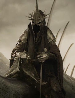 Lord of The Rings Witch King of Angmar RingWraith
