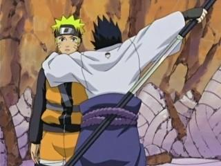 Charakter - Mike Sasuke-first-appearance