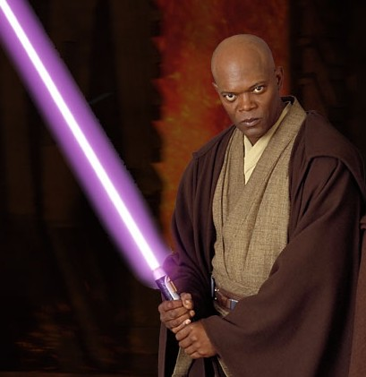 Master Replicas Mace Windu Lightsaber FX | Movie Sword Awesome Replica