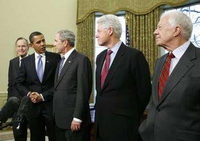 Islam di Mata Para Presiden AS
