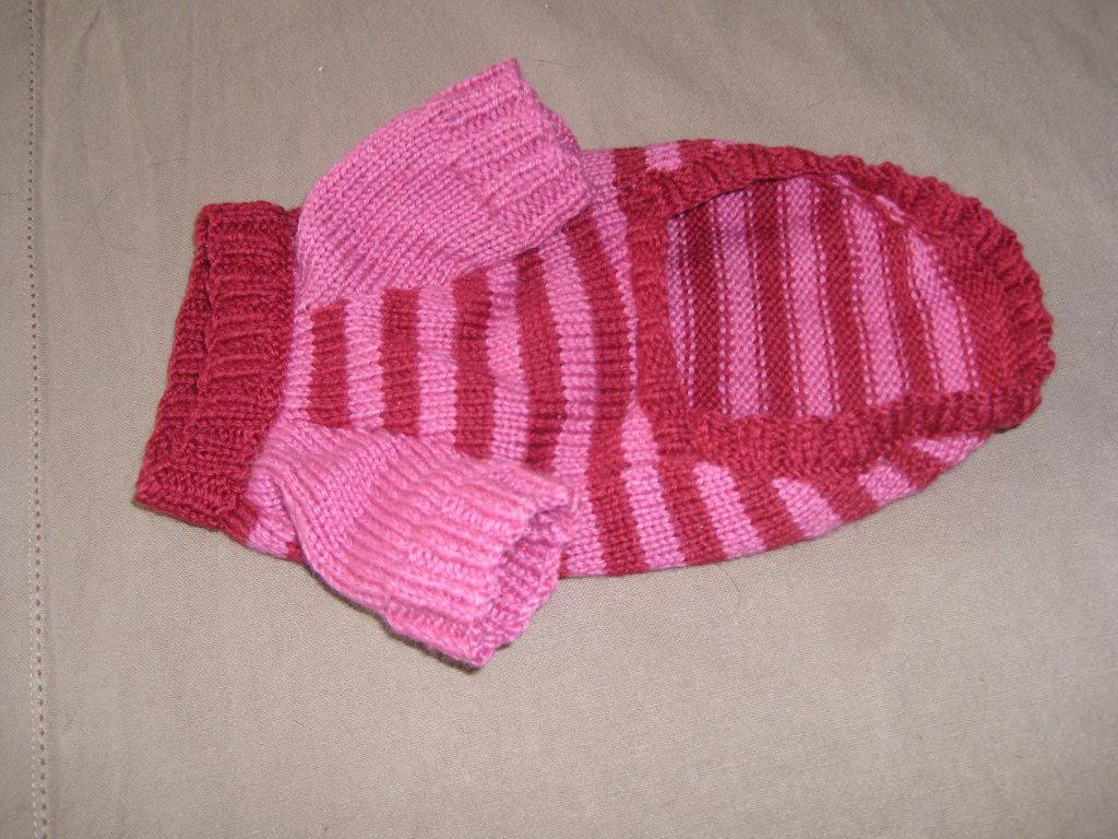 Manteaux tricots