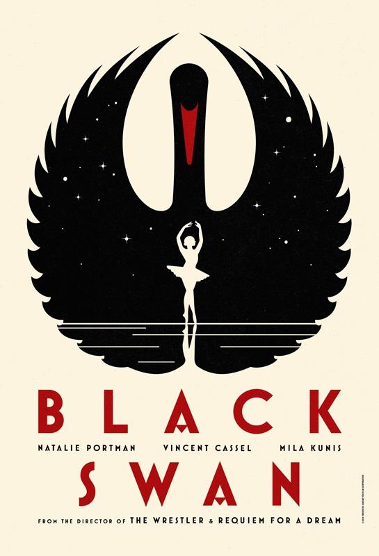 black swan tattoo images. Black Swan Poster Art. lack