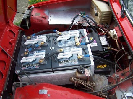 4 Reasons Why You Should Use Lead Acid Batteries For Diy Electric Car