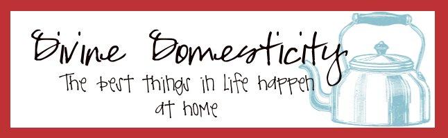 Divine Domesticity