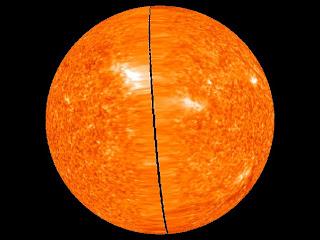 Imagen del Sol completo