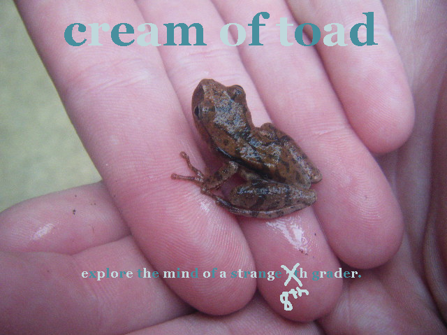 cream of toad