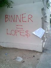 BINNER + LOPEZ = MAFIA