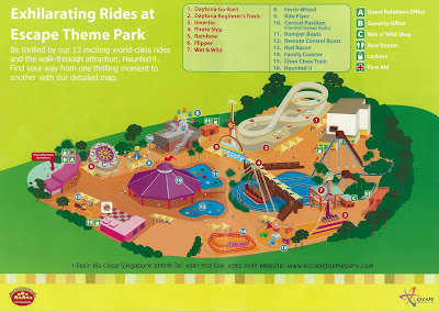 hi everyone this picture abouve is escape theme park i went to this ...