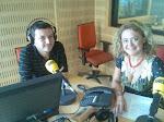 Carlo Zola entrevistó en CG a Blanca Flores.