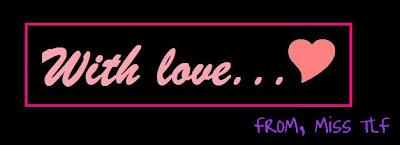 I am Miss TLF! :)