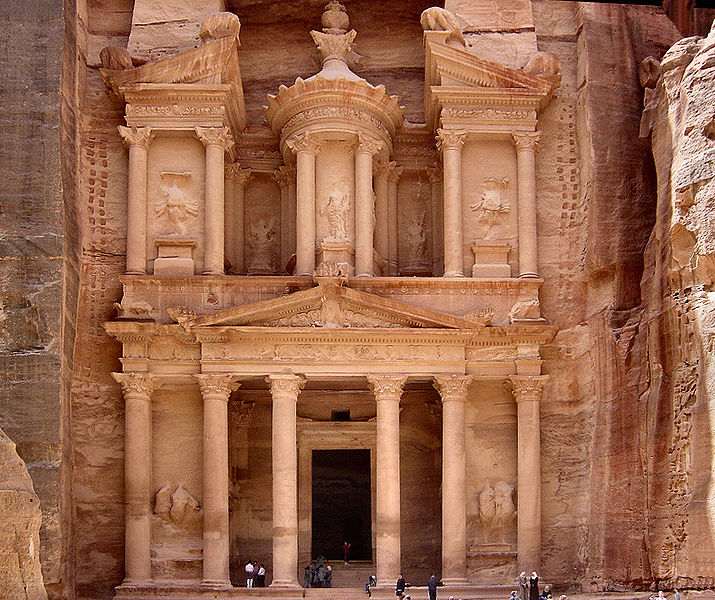 Petra Jordan  city images : Petra, Jordan, and God's Mighty Love