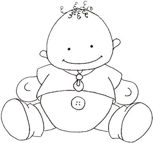 Mi colección de dibujos: ♥ Dibujos de tiernos bebés