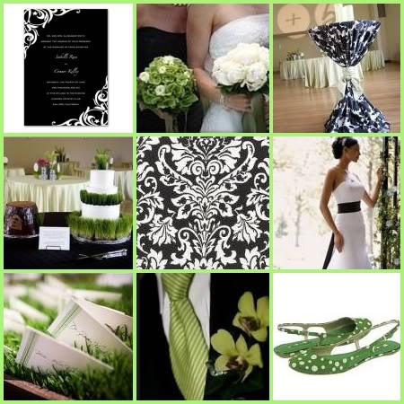 Wedding Colors Thinking Ahead