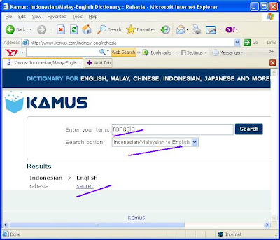 kamus online