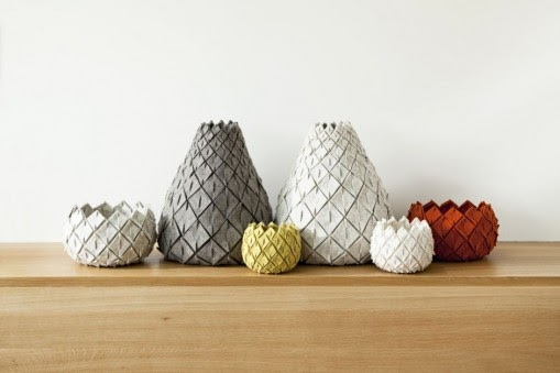 Basket Weaving Supplies Portland Oregon : Benzie a fanfare of felt aurelie tu modern weaver