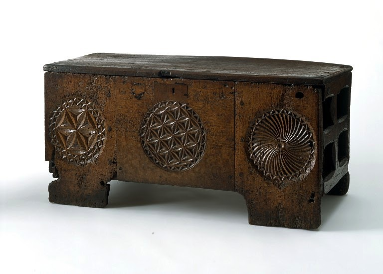 The village carpenter cool medieval chests
