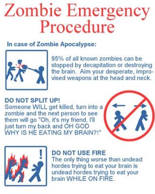 Que harian ante un ataque Zombie?? O.o Zombie