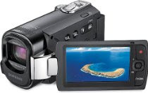 Samsung F40 Ultra Zoom Camcorder (Black)