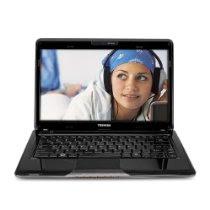 Toshiba Satellite T135-S1330 TruBrite 13.3-Inch Ultrathin Laptop (Black)