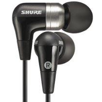 Shure E4c-n Sound Isolating Earphones (Black)