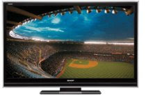 Sharp Aquos LC42D85U 42-Inch 1080p 120Hz LCD HDTV