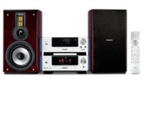 Philips MCD908 DivX DVD Micro Theatre System
