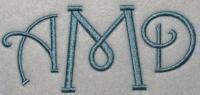 Harrington Font
