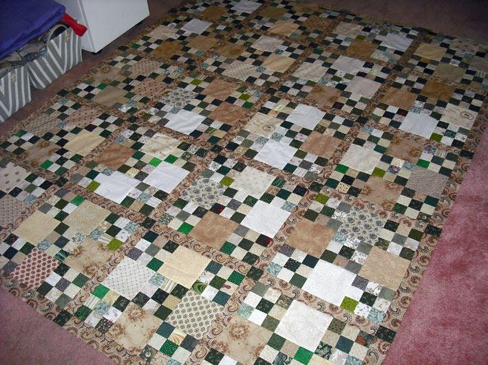Nine Patch Block Pattern Catalog of Patterns