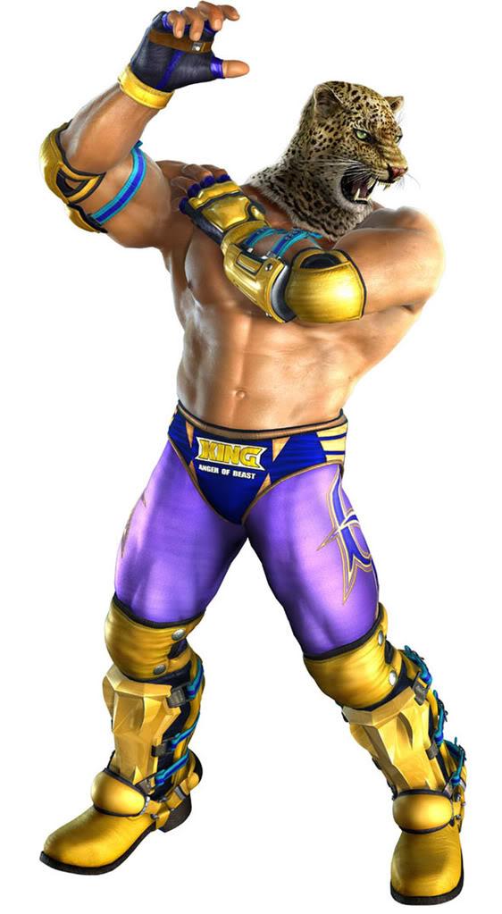 Tekken King Mask Tekken king history